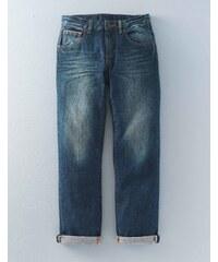 Gerade Jeans Blau Jungen Boden