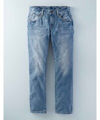 Schmale Jeans Hellblau Jungen Boden