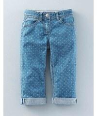 3/4-lange Jeans Helles Denim Mädchen Boden