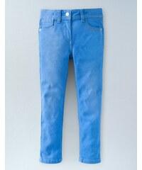 Schmale Jeans Blau Mädchen Boden