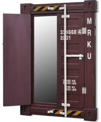 Industriální Zrcadlo Container