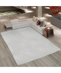 Velice kvalitní chlupatý krémový koberec Shaggy 120x170cm