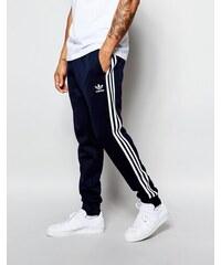 adidas Originals - Superstar - Trainingshose mit Bündchen, AJ6961 - Blau