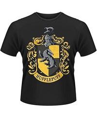 Plastichead Plastic Head Herren, T-Shirt, Harry Potter Hufflepuff