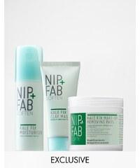 NIP+FAB exklusiv bei ASOS - Exklusives Kale-Set, 30 - Transparent