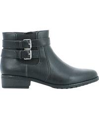 Lesara Chelsea-Boots mit Schnallen - 36