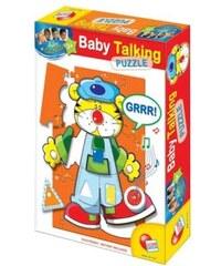 Baby Genius Baby genius baby se zvukem - tygr