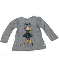 Tup-Tup Dívčí tričko s barevným potiskem