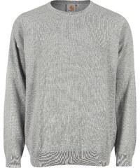 Carhartt Wip Playoff Cotton pull en laine grey heather