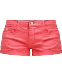 Le Temps Des Cerises Jeans Shorts neon pink
