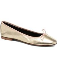Anna Volodia - Luna - Ballerinas für Damen / gold/bronze