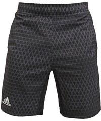 adidas Performance kurze Sporthose black/dark grey