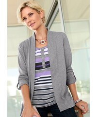 COLLECTION L. Damen Collection L. 2-in-1-Shirt lila 36,38,40,42,44,46,48,50,54