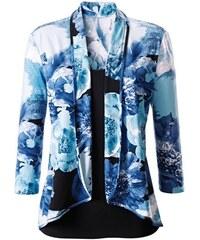 ALESSA W. Damen Alessa W. Shirt mit 3/4-Ärmel blau 36,38,40,42,44,46,48,50,52,54