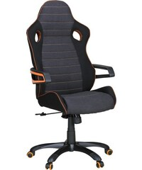 AMSTYLE Amstyle Chefsessel Alonso schwarz