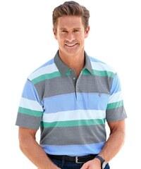 HAJO Poloshirt blau 44/46,48/50,52/54,56/58,60/62,64/66