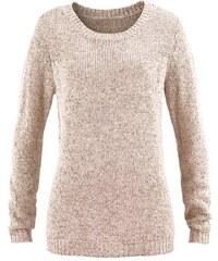CLASSIC INSPIRATIONEN Damen Pullover braun 36,38,40,42,44,46,48,50,52,54