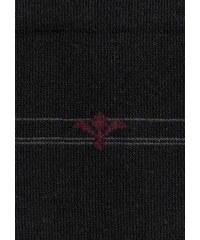 Herren-Socken ROGO schwarz 39-42,43-46