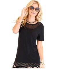 Damen Longshirt Ambria schwarz 36,38,40,42,44,46,48,50,52