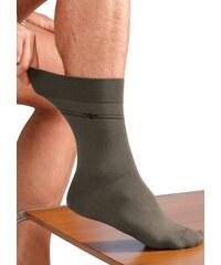 Herren-Socken ROGO braun 39-42,43-46
