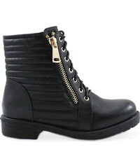 BLESS Podzimní kotníkové boty 1548B