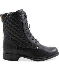 Ctogo-gogo Zateplené kotníkové boty 6683-1B