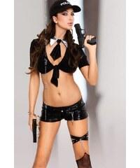 Dámský kostým Policewoman