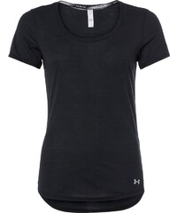 Under Armour CHARGED TShirt basic black