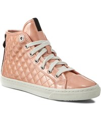 Sneakers GEOX - D New Club A D4258A 000HI C8024 Brzoskwiniowy
