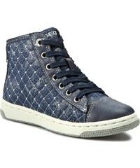 Sneakers GEOX - J Creamy B J54L5B 0DY54 C4002 Morski M
