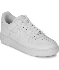 Nike Chaussures AIR FORCE 1 07 LEATHER W