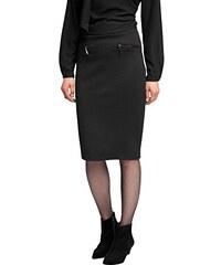 ESPRIT Collection Damen Rock 105eo1d012 - im Regular Fit