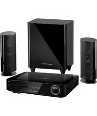 Harman/Kardon BDS 485S Heimkinosystem, 3D Blu-ray Player, 330 W, 3D-fähig, WLAN, NFC, Bluetooth