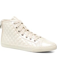 Geox - D NEW CLUB A D4258A - Sneaker für Damen / weiß