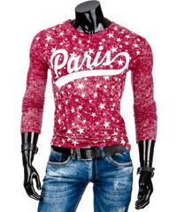 streetIN Pánské tričko - červená Velikost: M