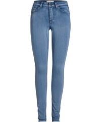 PIECES Taillierte Jeans