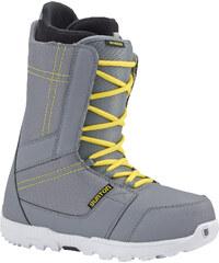 Burton Invader boots grey/ yellow