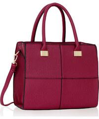LS fashion LS dámská kabelka 153 fialová