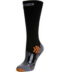 X Socks RUN ENERGY Kniestrümpfe schwarz