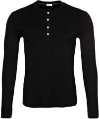 Schiesser Revival KARL HEINZ Nachtwäsche Shirt schwarz