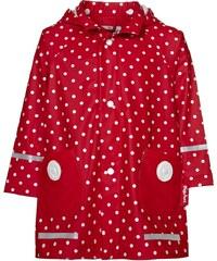 Playshoes Regenjacke / wasserabweisende Jacke rot
