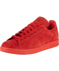 ADIDAS ORIGINALS Flacher Sneaker aus Leder Stan Smith