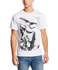 Bravado Herren T-Shirt Star Wars - Stormtrooper Splatter