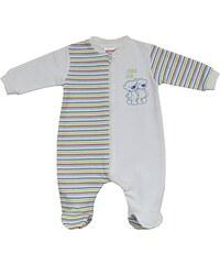 Schnizler Unisex Baby Schlafstrampler Interlock, Schlafanzug, Hug Me