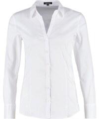 More & More Hemdbluse white