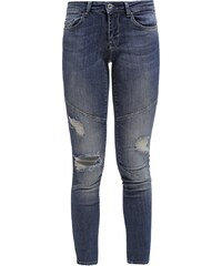 ONLY ONLCARRIE Jeans Skinny Fit dark blue denim