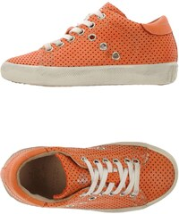 LEATHER CROWN CHAUSSURES