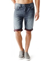 GUESS GUESS Donnie Slim Denim Shorts - medium wash