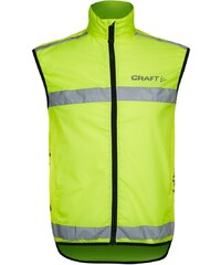Craft VISIBILITY VEST Weste yellow
