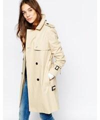 Jack Wills - Trench-coat traditionnel avec ceinture - Beige